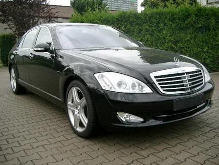 Mercedes-Benz-S500w221-Т