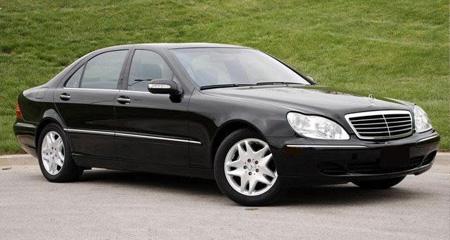 Mercedes-W220