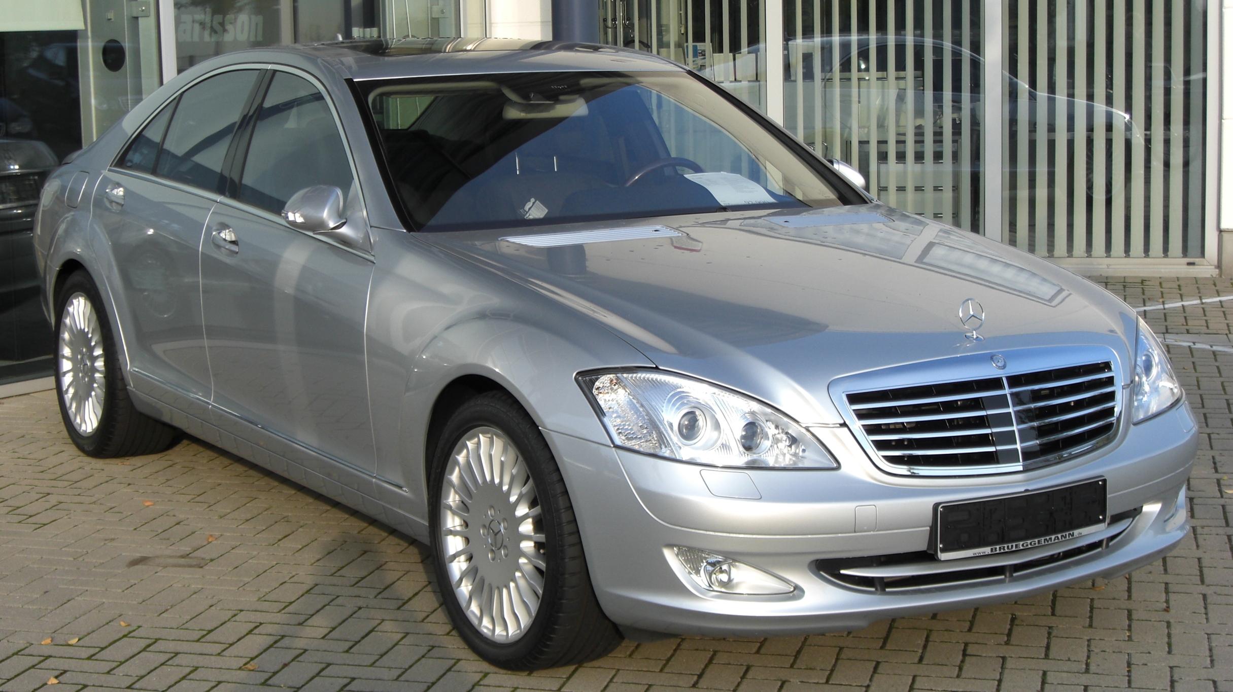 Mercedes_S500_front