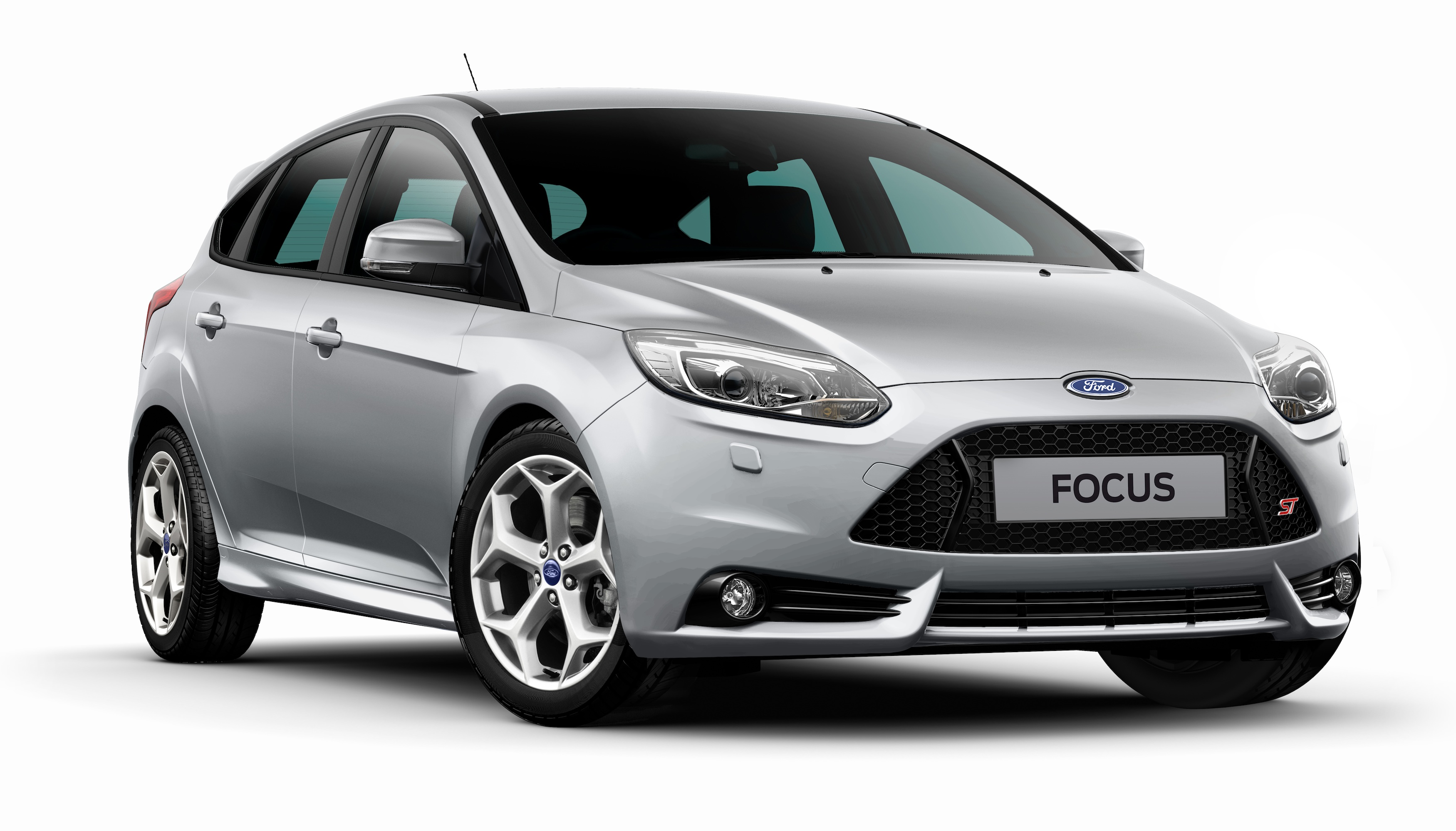 Ford-Focus-ST-silver