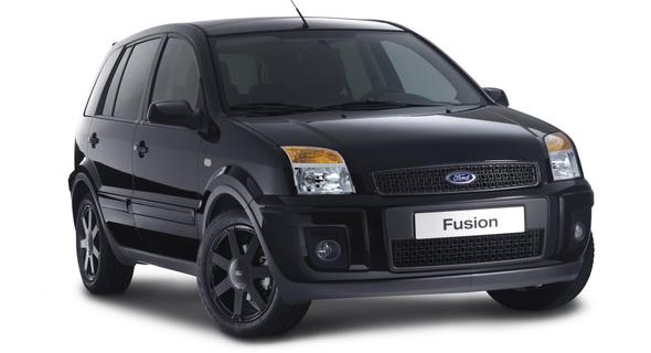 Ford Fusion Black Magic